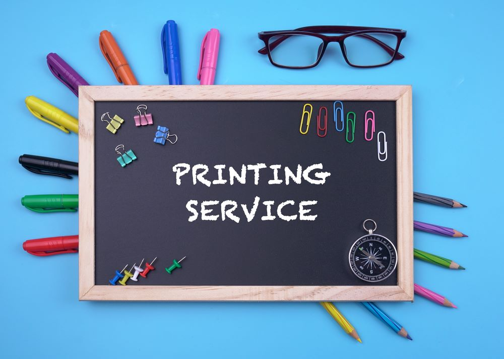 Brief Information on Various Printing Services Offered
