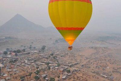 Hot Air Balloon Safari jaipur