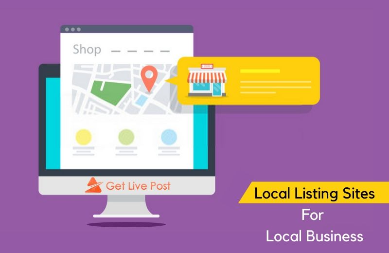 Local Listing Sites Lists For Business Sites