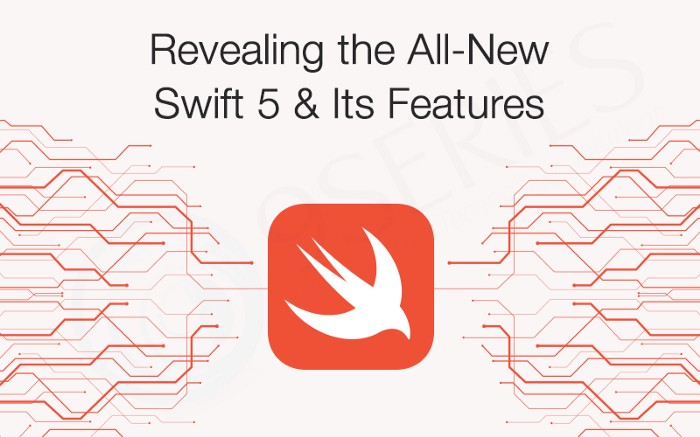 A Look at Swift 5.0  Features and Functionalities