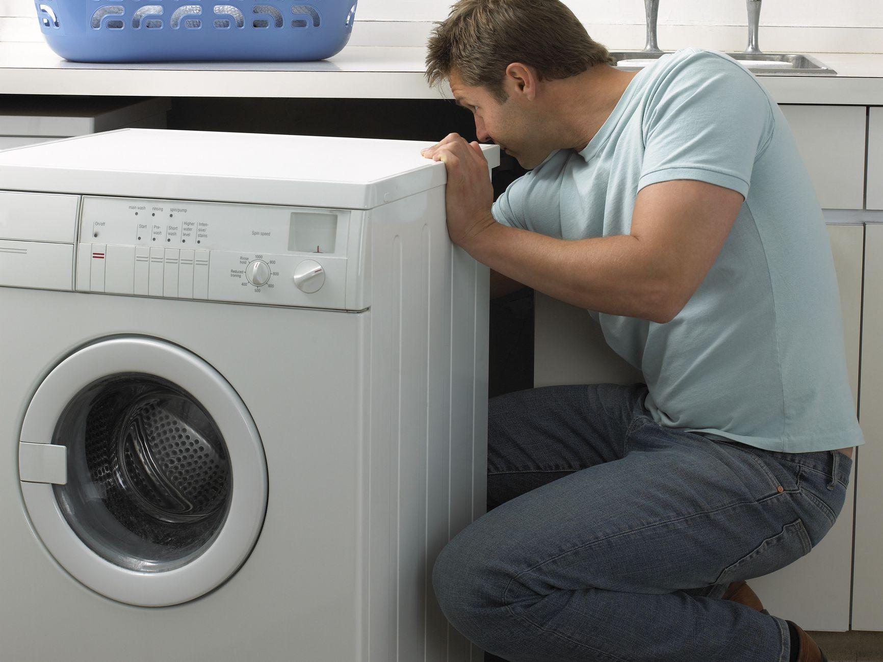 Get Rid Stink Washing Machine