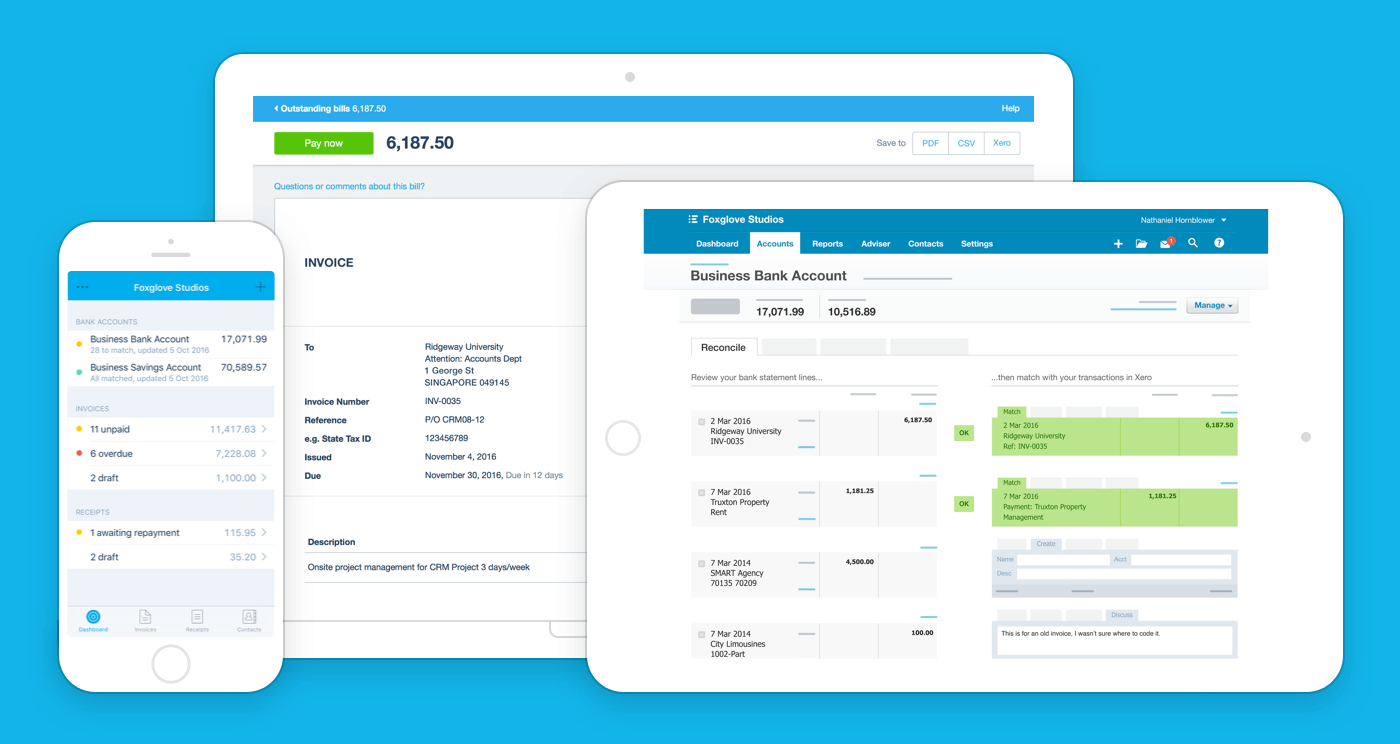 Xero Reviews: Pros and Cons of Xero Accounting Software