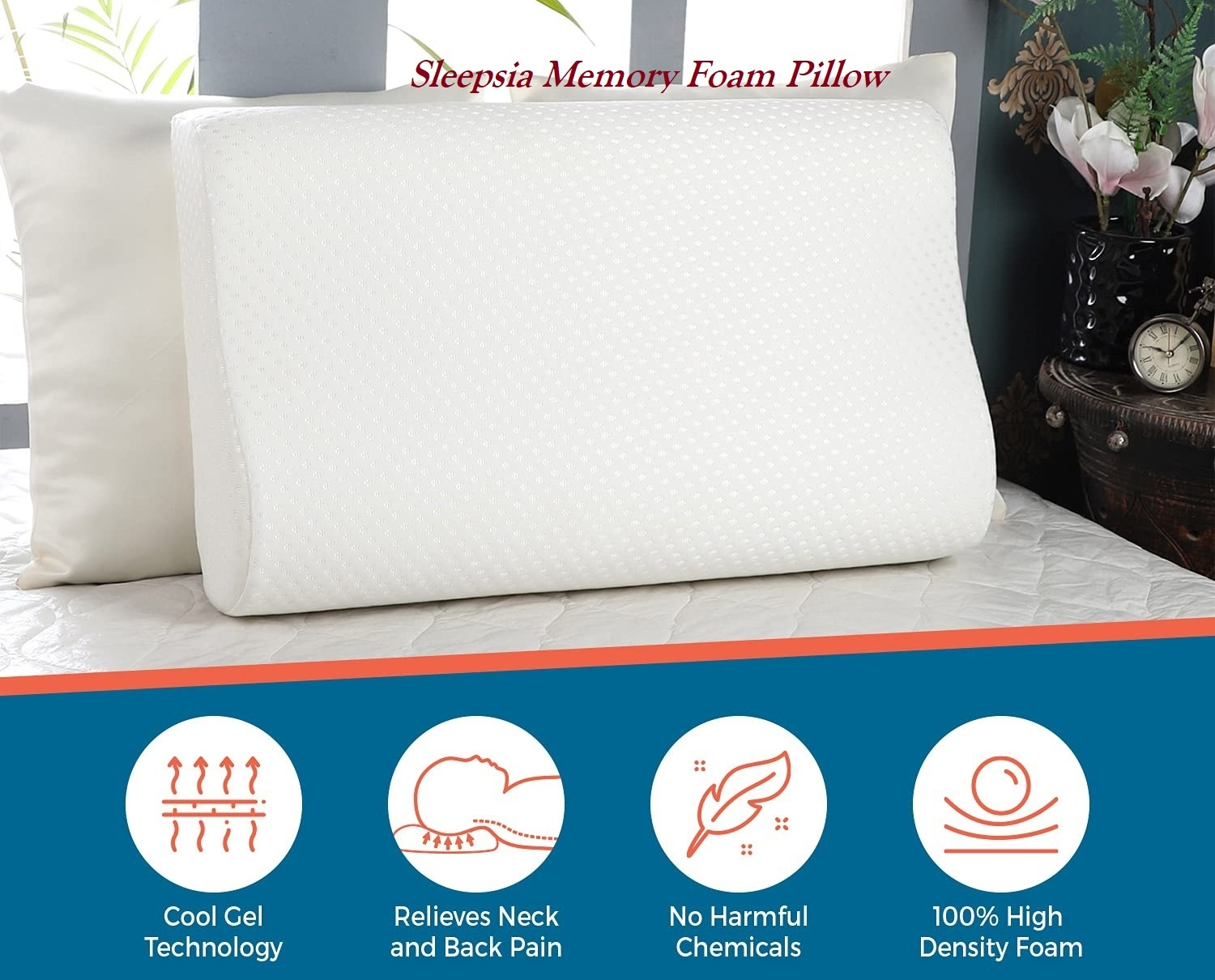 What Is The Best Memory Foam Pillow for Cervical Neck Pain?